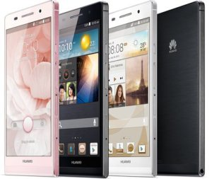 Huawei Ascend P6 For Dummies