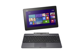 ASUS Transformer Book T100TA-C1-GR Touchscreen 2 in 1 (Gray)